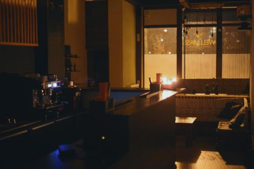 Bar v noci